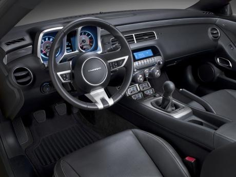 Photo Of Chevrolet Camaro Rs