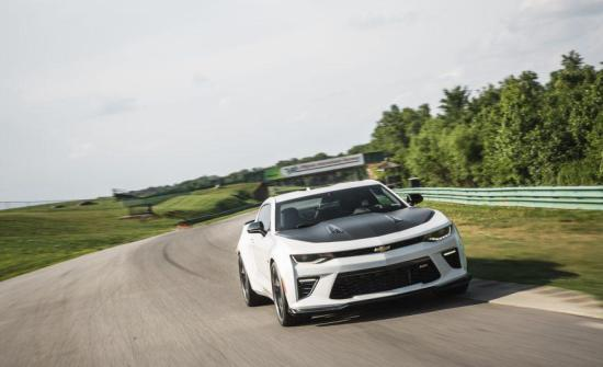 Image of Chevrolet Camaro SS 1LE Package