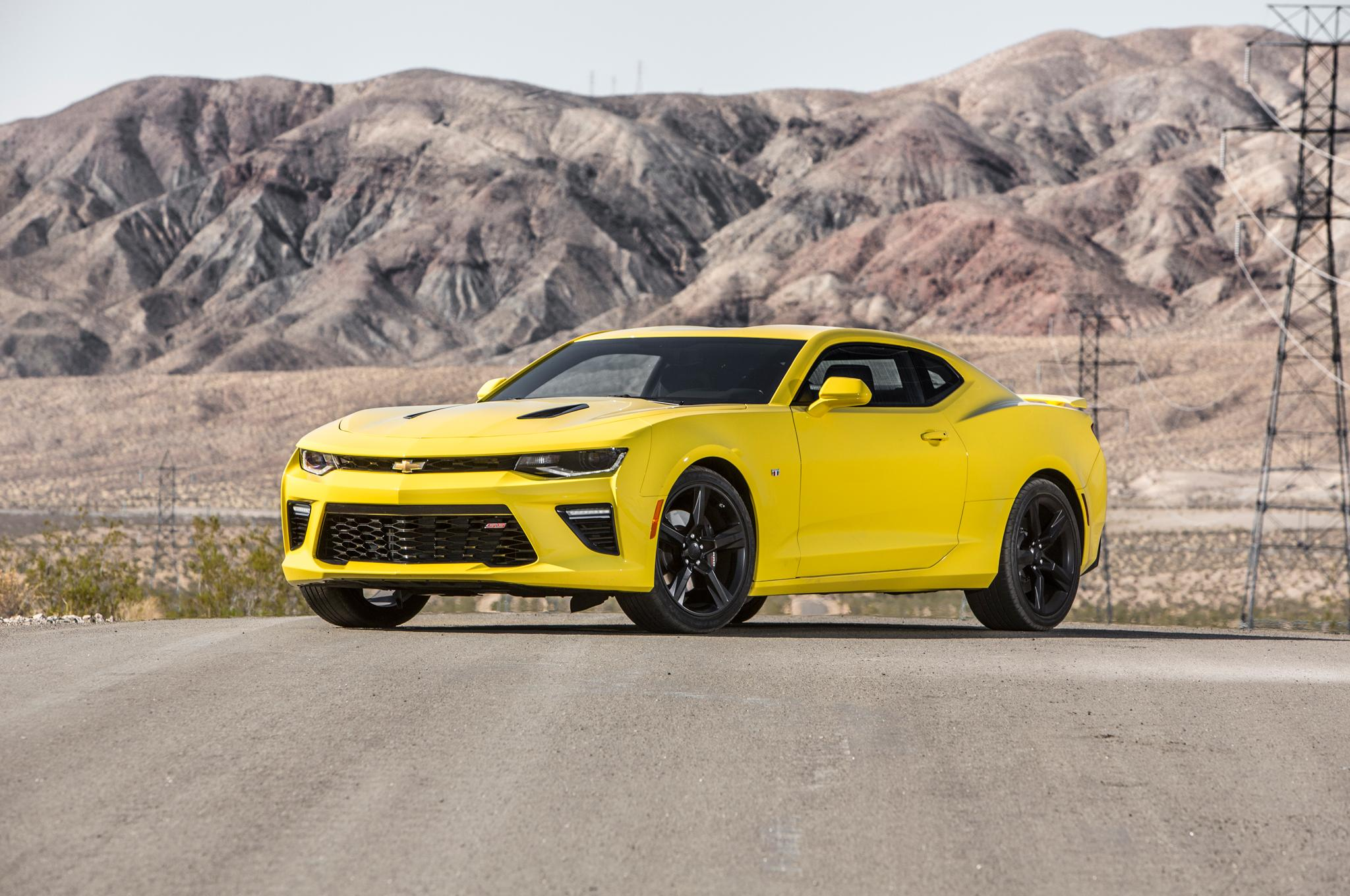 Photo Of Chevrolet Camaro Ss Mk Vi