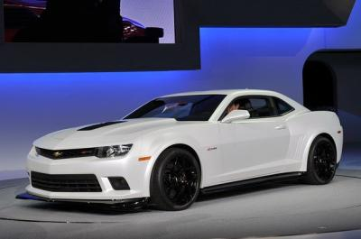 Image of Chevrolet Camaro Z/28