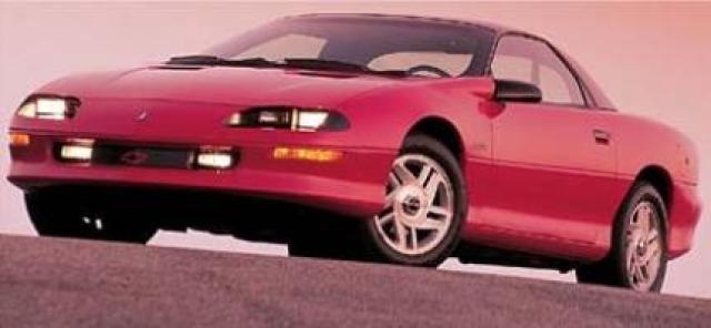 Image of Chevrolet Camaro Z/28