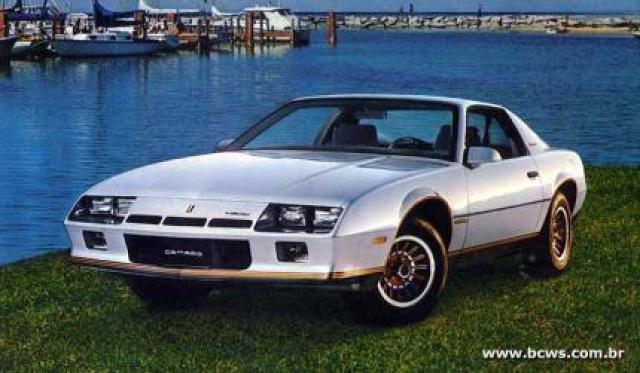 Image of Chevrolet Camaro Z28