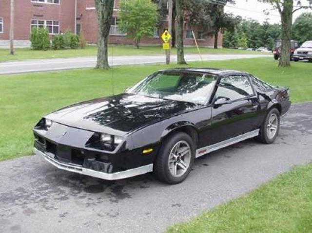 Image of Chevrolet Camaro Z28 E