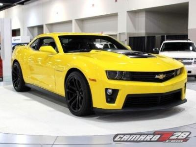 Image of Chevrolet Camaro ZL1