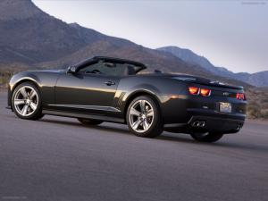 Photo of Chevrolet Camaro ZL1 Convertible