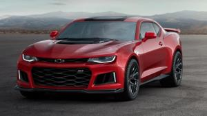 Photo of Chevrolet Camaro ZL1 Mk VI