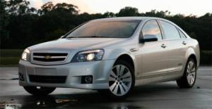 Photo of Chevrolet Caprice SS LT