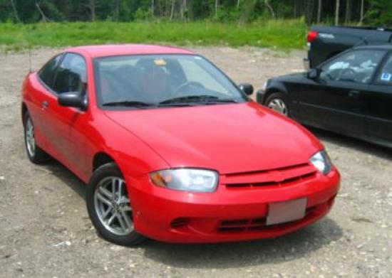 Image of Chevrolet Cavalier