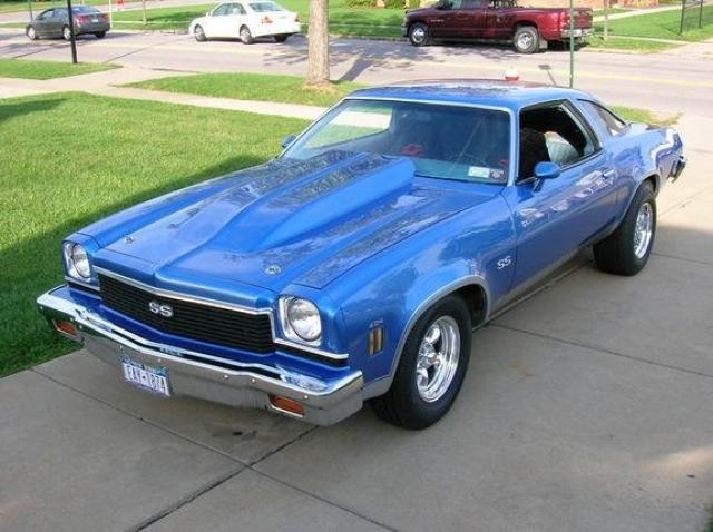 Image of Chevrolet Chevelle SS 454