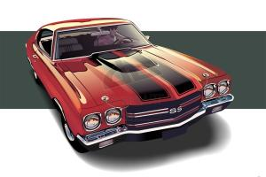 Picture of Chevrolet Chevelle SS (LS6 Long Ratio)
