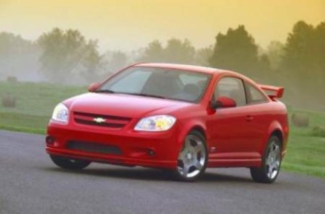 Chevrolet Cobalt SS laptimes, specs, performance data - FastestLaps com