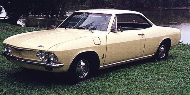 Image of Chevrolet Corvair Monza Sport Coupe