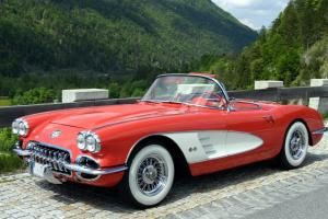 Picture of Chevrolet Corvette 283 FI