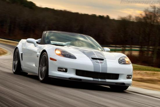 Image of Chevrolet Corvette 427 Convertible