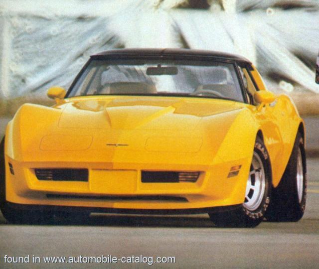 Image of Chevrolet Corvette C3 5.0L