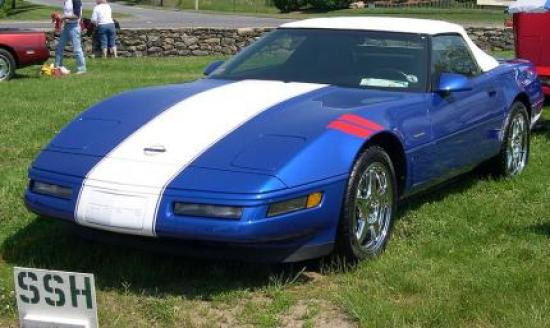 Chevrolet Corvette C4 Grand Sport Specs 0 60 Quarter Mile Fastestlaps Com
