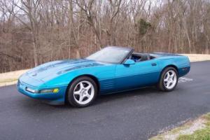 Picture of Chevrolet Corvette C4 Targa