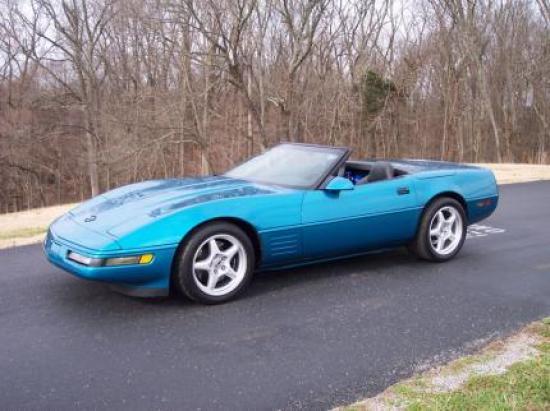 Image of Chevrolet Corvette C4 Targa
