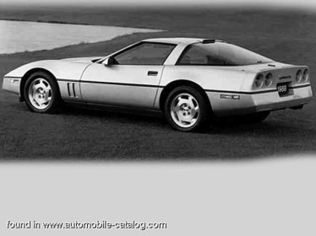 Image of Chevrolet Corvette C4 Z51