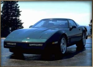 Photo of Chevrolet Corvette ZR-1 C4