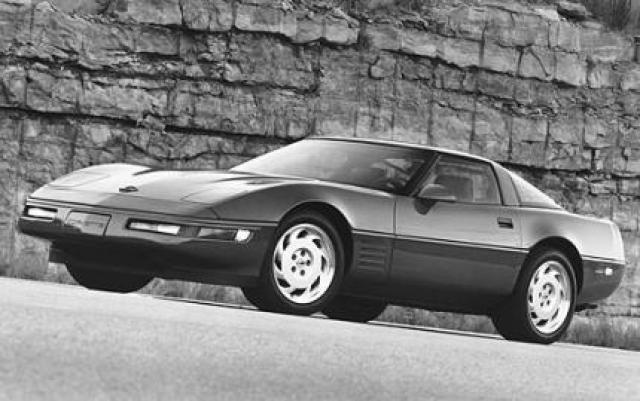 Image of Chevrolet Corvette C4