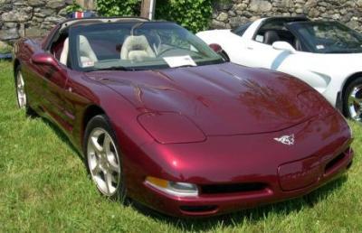 Image of Chevrolet Corvette C5 Comm. Edition Targa