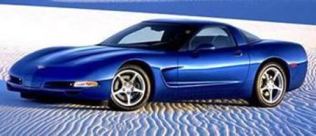 Image of Chevrolet Corvette C5 Coupe