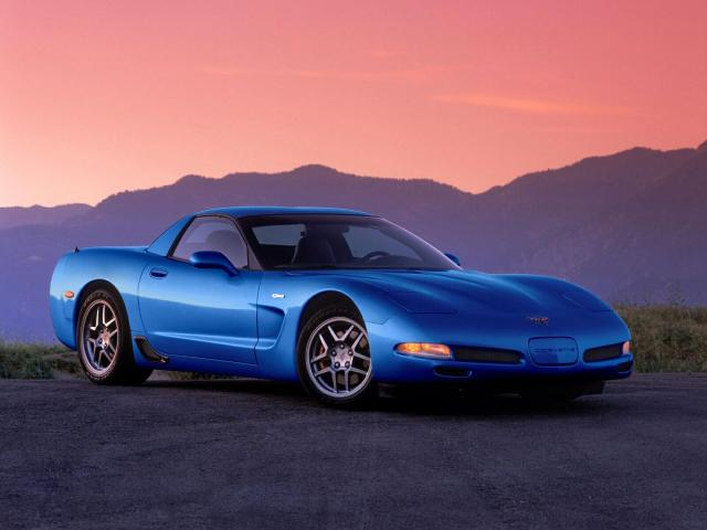 Image of Chevrolet Corvette C5 Z06