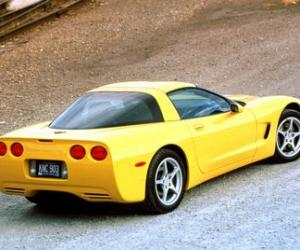 Picture of Chevrolet Corvette C5 (344 PS)