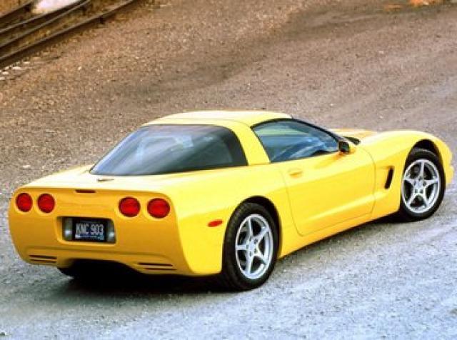 Image of Chevrolet Corvette C5