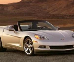 Picture of Corvette C6 Convertible