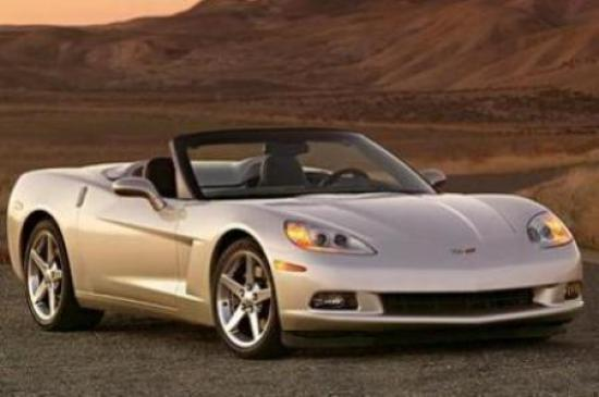 Image of Chevrolet Corvette C6 Convertible