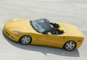 Photo of Chevrolet Corvette C6 Convertible
