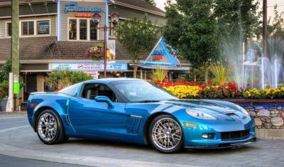 Image of Chevrolet Corvette C6 GrandSport Heritage