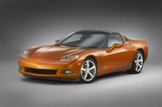 Chevrolet Corvette C6 Z51 laptimes, specs, performance data