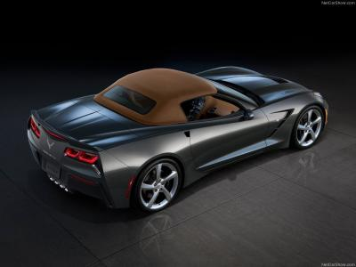 Image of Chevrolet Corvette C7 Stingray Convertible