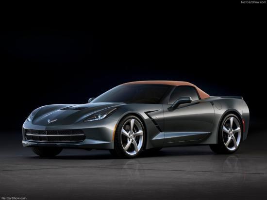 Image of Chevrolet Corvette C7 Stingray Convertible