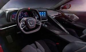 Photo of Chevrolet Corvette Stingray C8