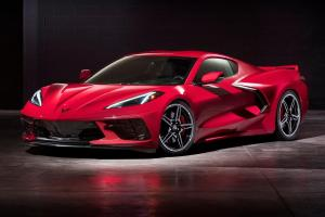 Picture of Chevrolet Corvette C8 Stingray