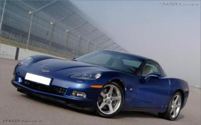Image of Chevrolet Corvette Coupe 6.2 C6