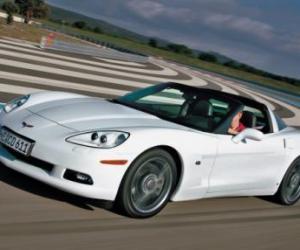 Picture of Corvette Coupe 6.2 C6