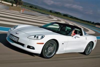 Image of Chevrolet Corvette Coupe 6.2 C6