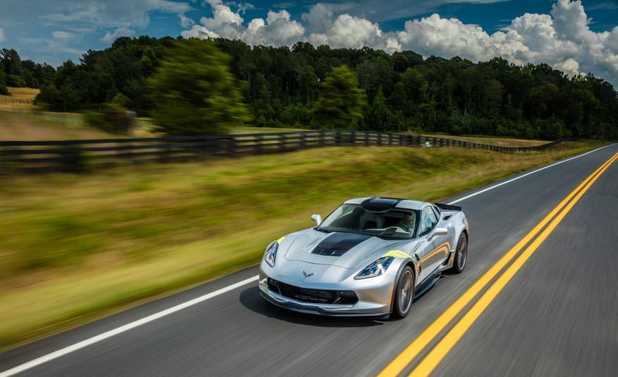Chevrolet Corvette Grand Sport C7 laptimes, specs