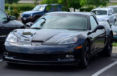 Image of Chevrolet Corvette Grand Sport