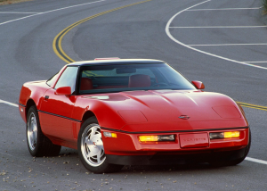 Photo of Chevrolet Corvette C4 304 PS