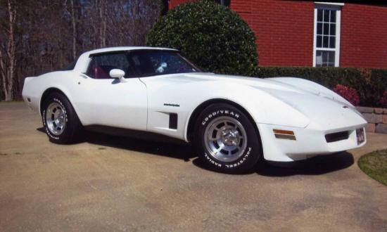 Image of Chevrolet Corvette MY1982