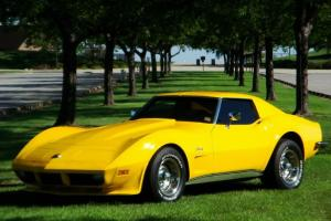 Picture of Chevrolet Corvette Stingray 454 LS5