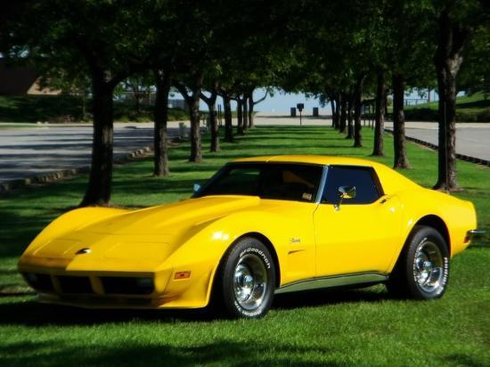 Image of Chevrolet Corvette Stingray 454 LS5