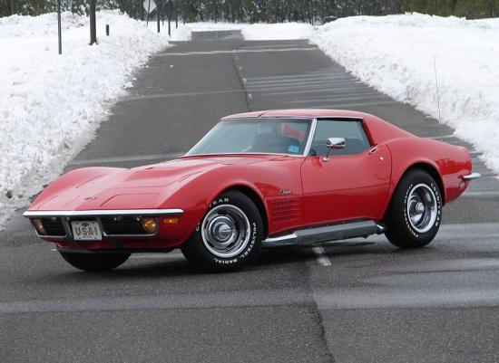 Image of Chevrolet Corvette Stingray 454 LT2
