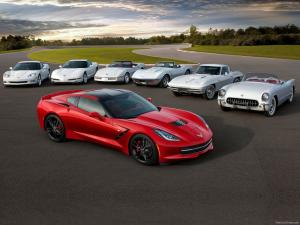 Photo of Chevrolet Corvette Stingray C7